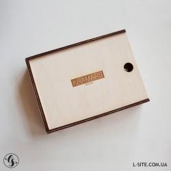 Короб для фотографий прямоугольный