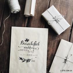 Крафт-бумага в листах