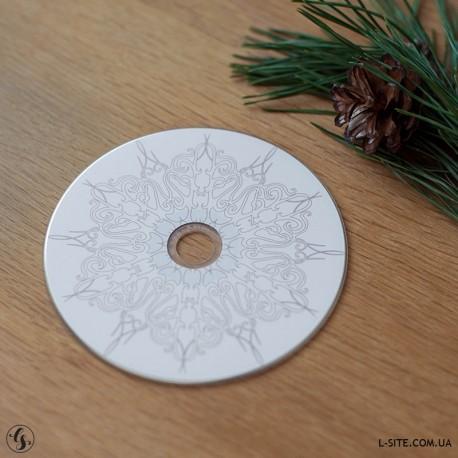 Новогодние DVD-R диски