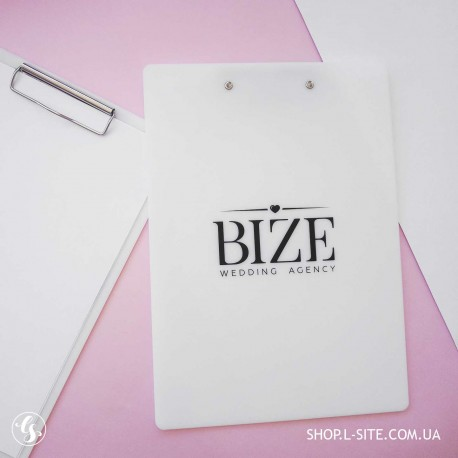 Планшет а4 с зажимом, планшеты с логотипом для бумаг