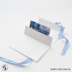 Упаковка для платисковой флешки карточки