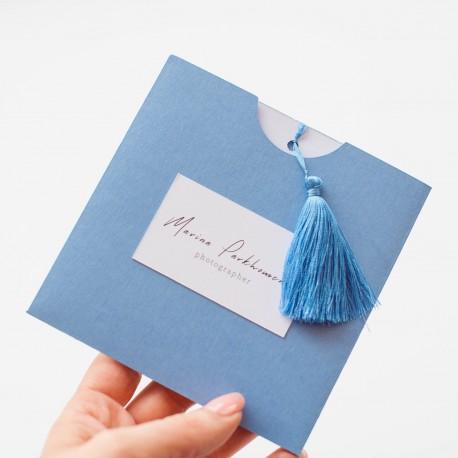Подарочный сертификат с кисточкой