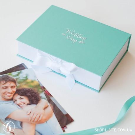 Коробка для фотографий, бокс для фото