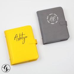 Ежедневник (планер) с логотипом, блокнот с логотипом А6