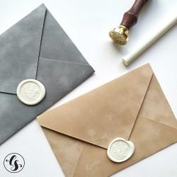 Бархатный конверт