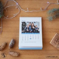 Календарь перекидной с фотографиями